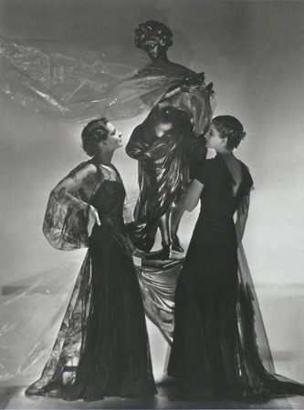 Fashion by Augusta Bernard + Mainbocher, Paris