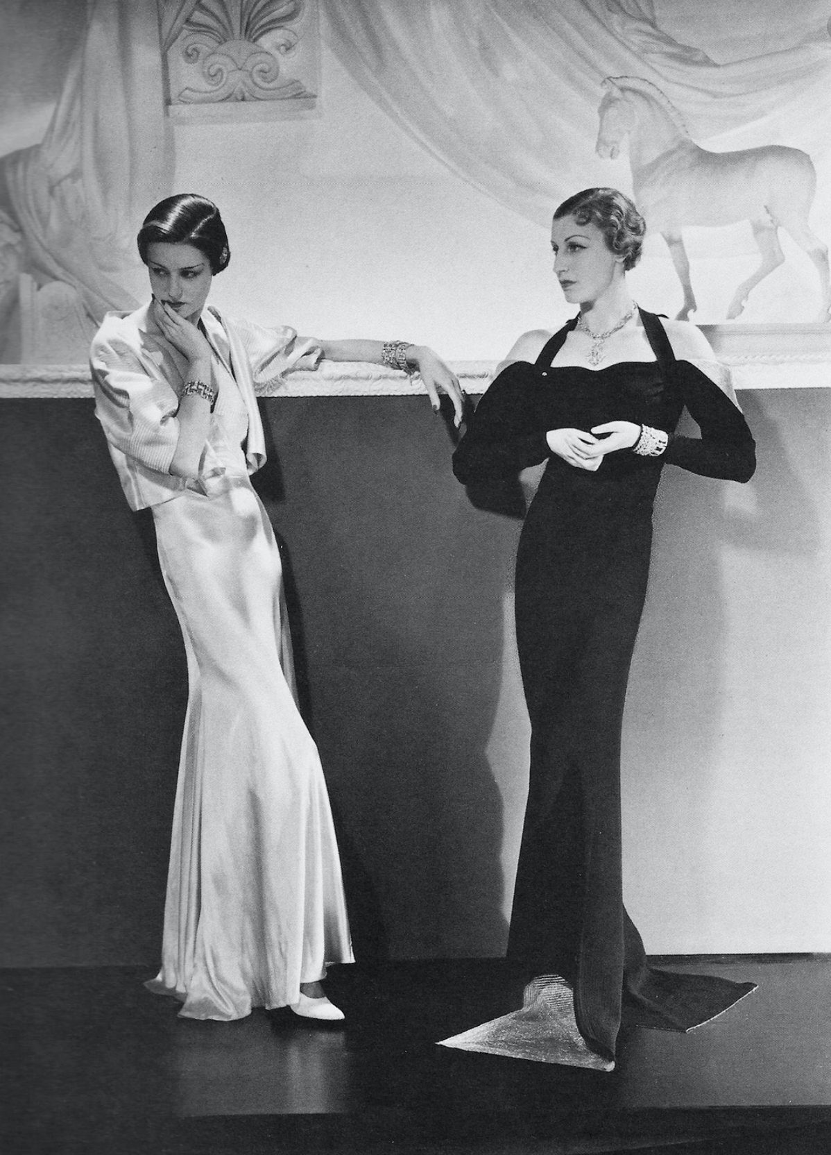 Fashion by Lanvin; Salmond and Boccier