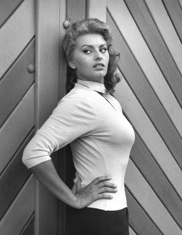 Sophia Loren, Rome