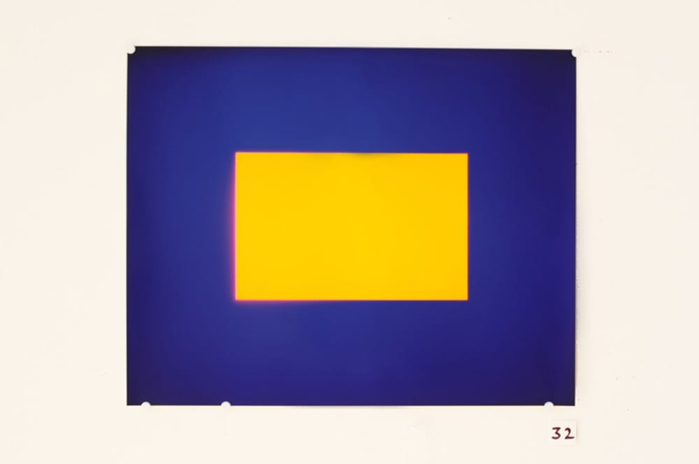 Cobalt, Yellow, 2007
