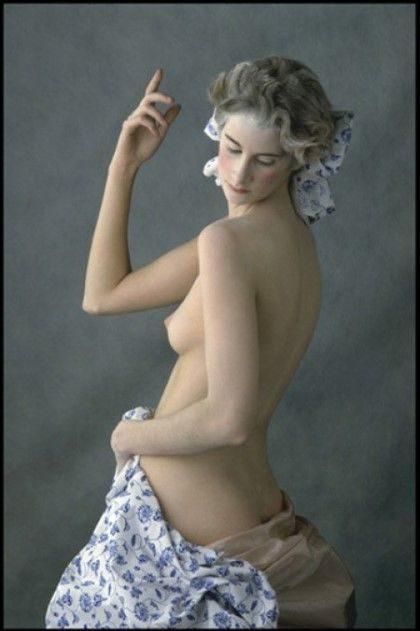 Sascha for Vogue Italy