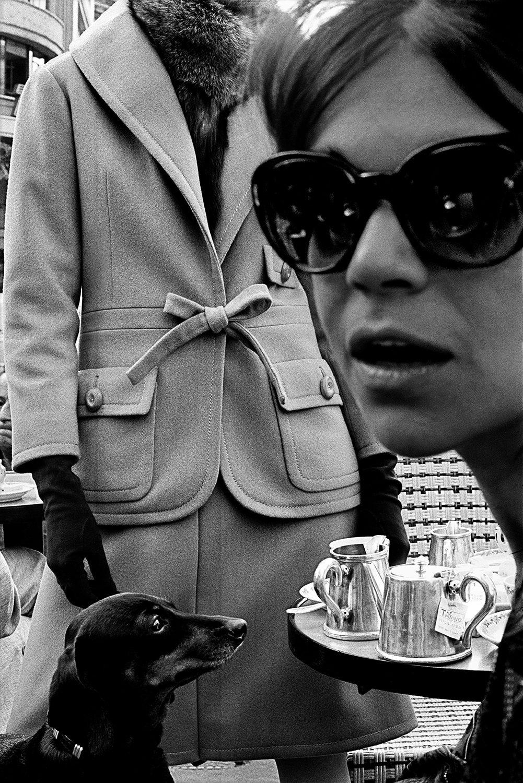 Paris Fashion Harper's Bazaar with Carol Lobravico