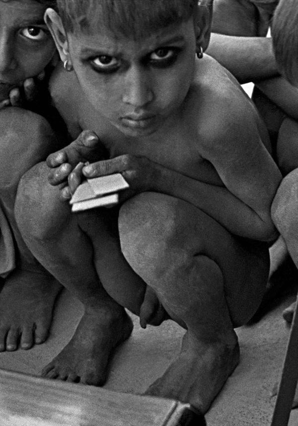 India, Village Boy
