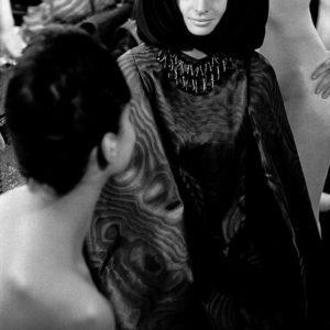 Harper's Bazaar Collection, Iris Bianchi at Crazy Horse, Paris