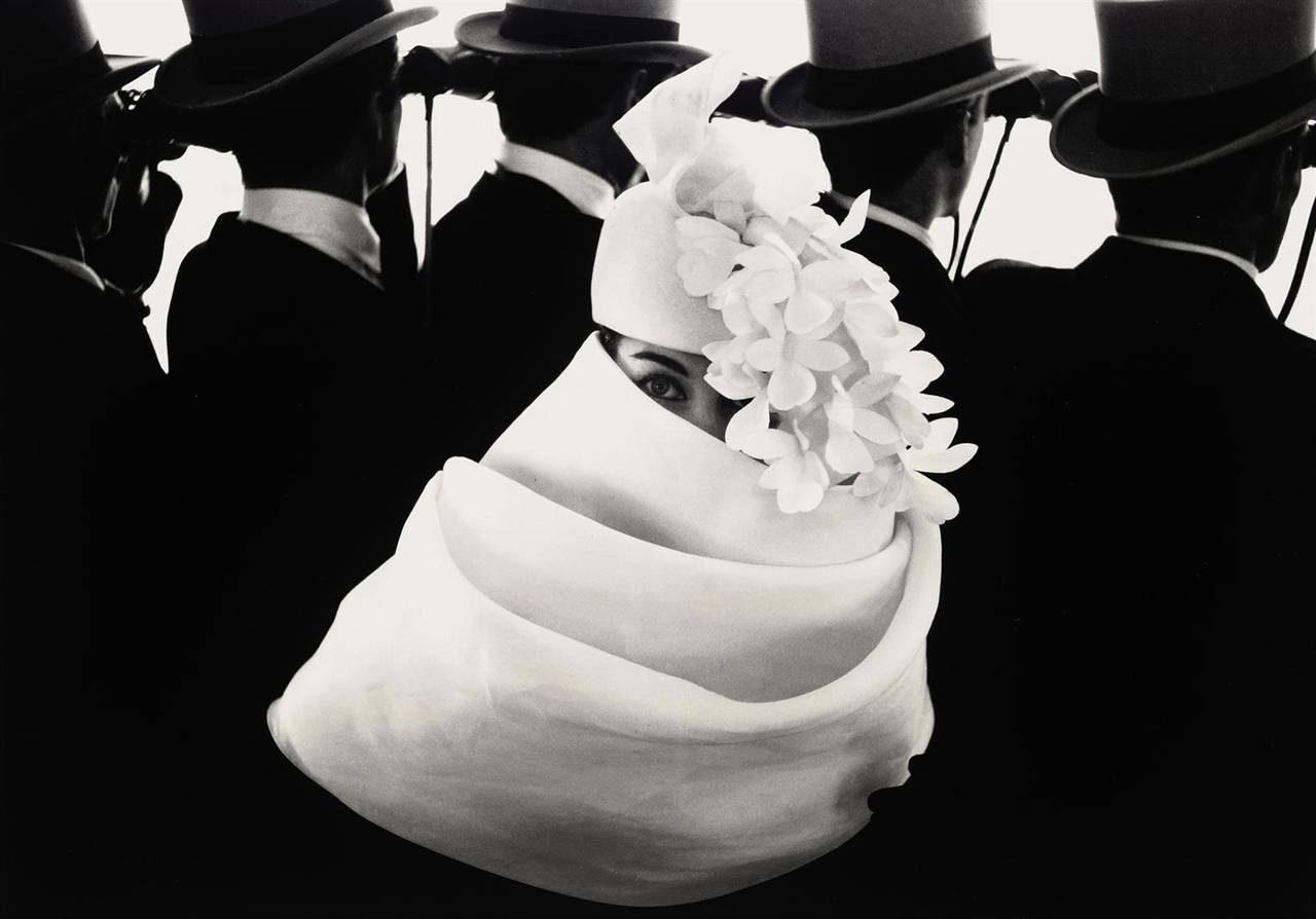 Givenchy Hat A, for Jardin des Modes, Paris