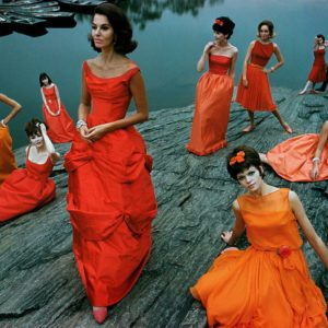 For Glamour, New York, USA (Central Park)