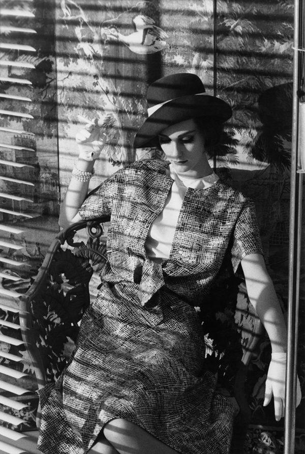 Elégance, with Judy Dent, B Paris