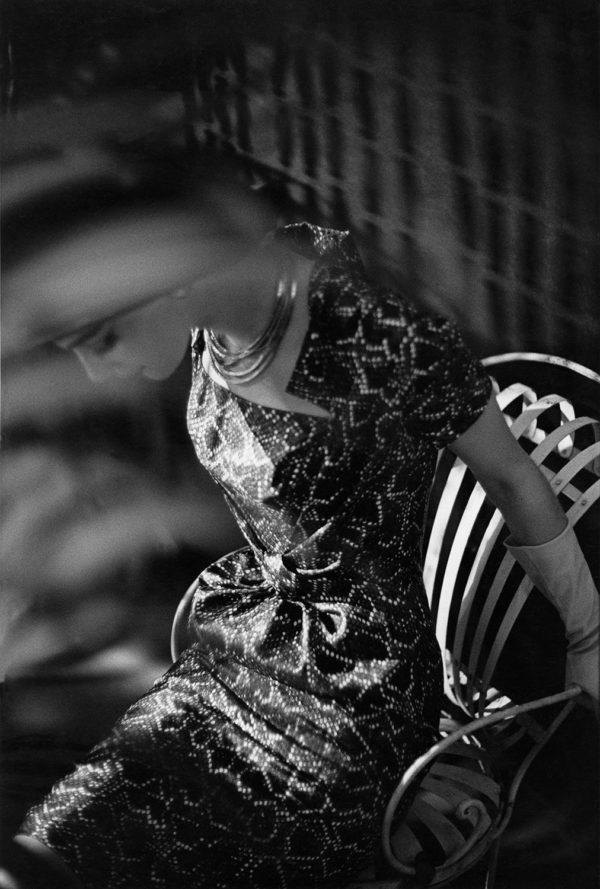 Elégance, with Judy Dent, A Paris