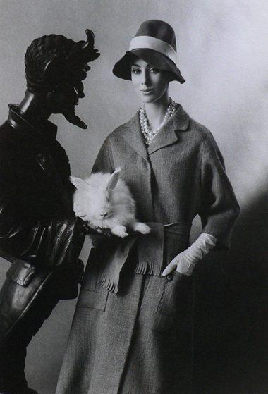British Vogue, Model: Margaret