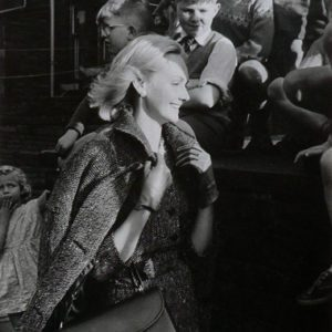 British Vogue - Yorkshire (enfants avec model)
