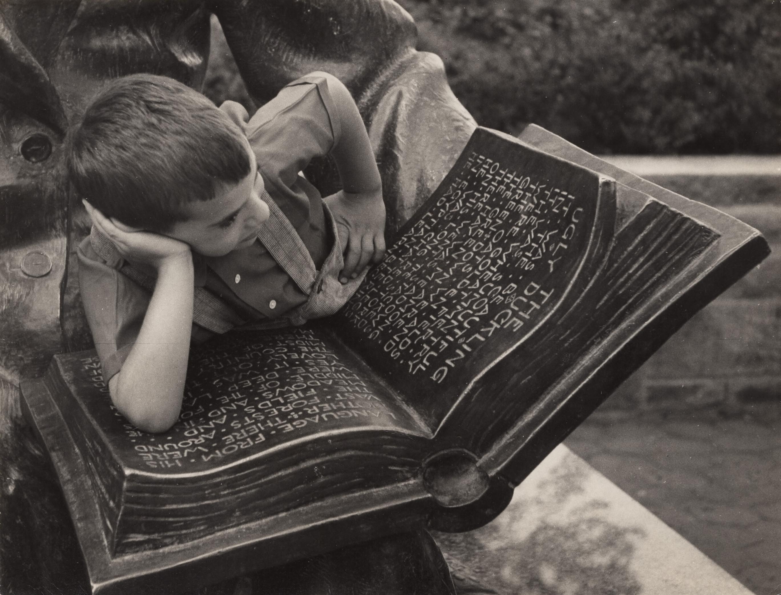 Central Park, NYC - Famous Children's Statue