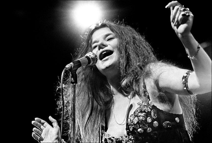 Janis Joplin, Newport Folk Festival