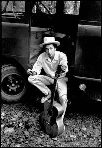 Bob Dylan, Woodstock, NY