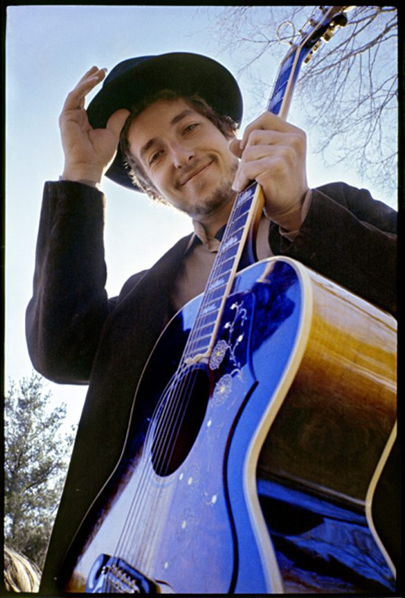 Bob Dylan, Woodstock, NY - Nashville