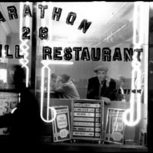 New York City, USA, 1954 (Third Ave)