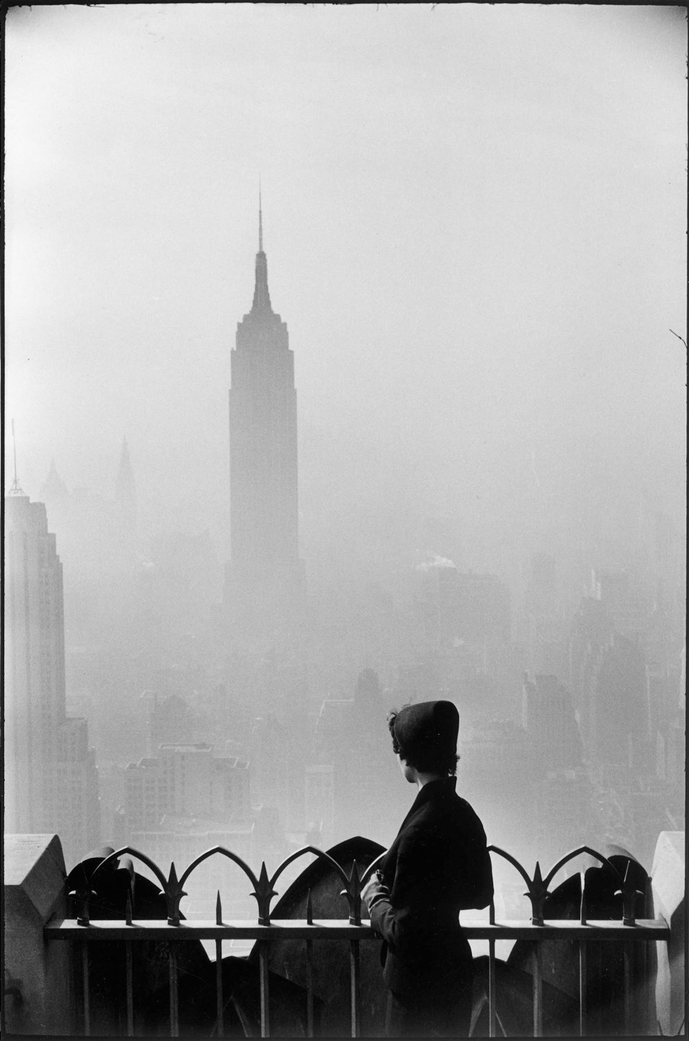 New York City, 1955, Empire State Building