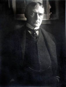 Portrait of John Simpson