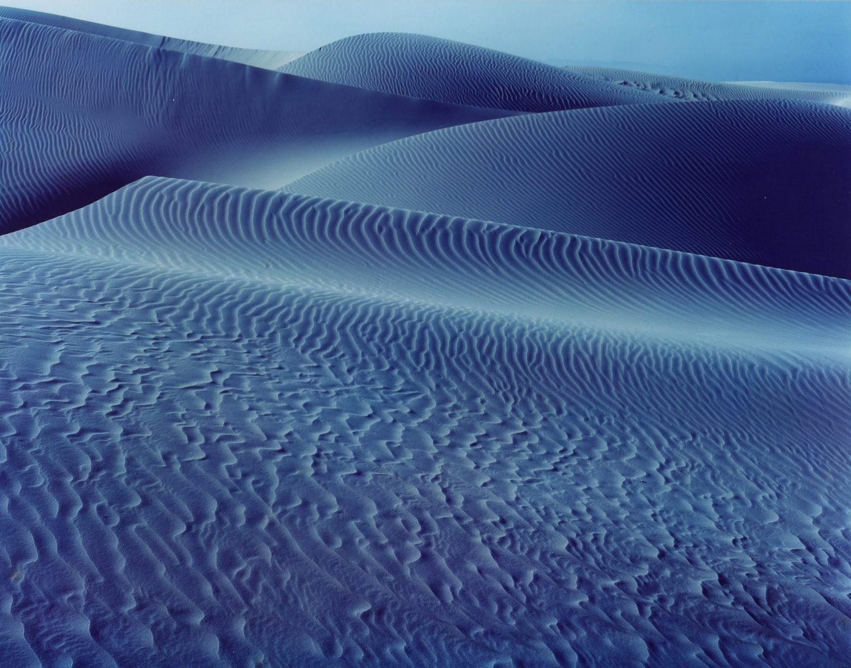 Blue Dune, Oceano