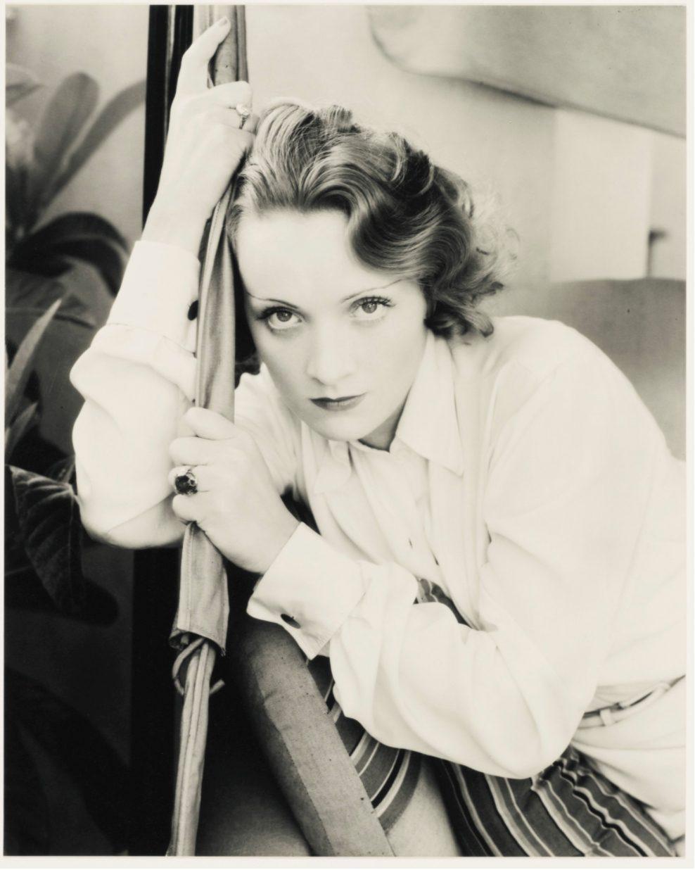 Marlene Dietrich, New York