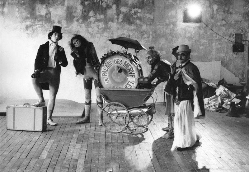 Cirque 1973