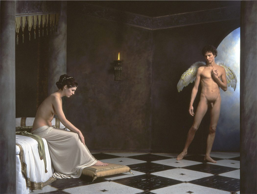 Cupid & Psyche from the Pursuit of Love