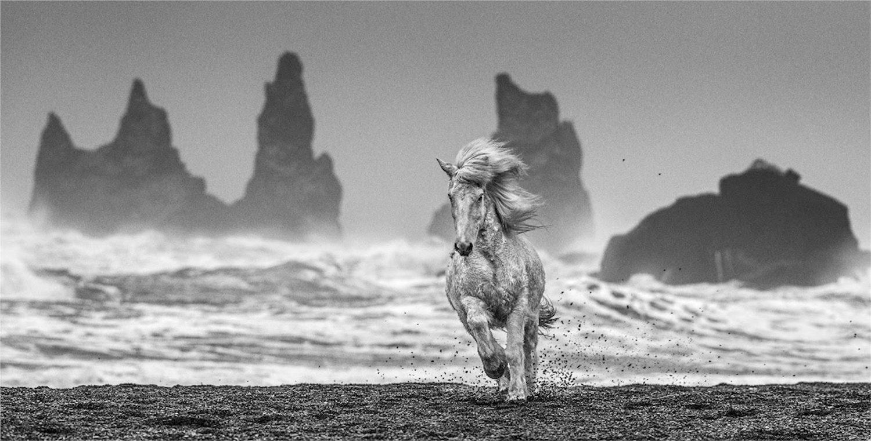 White Horses, Iceland