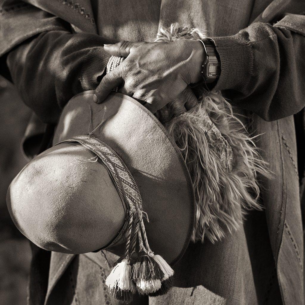 Qero Pakko Healer (hands), Peru