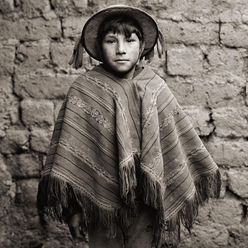 Quechua Boy, Peru