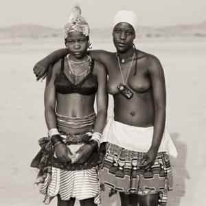 Ovazemba Teenage Girls, Namibia