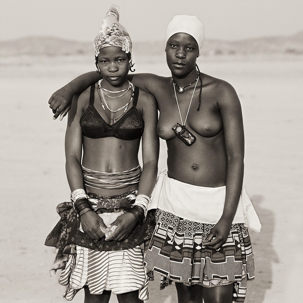 Ovazemba Teenage Girls, Namibia