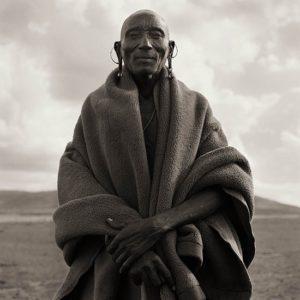 Masai Chief, Kenya