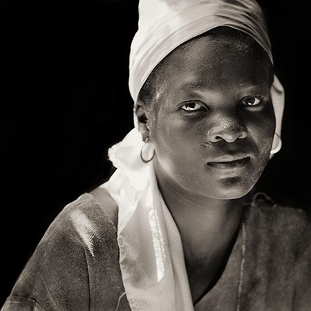 Flour Mill Worker, Haiti