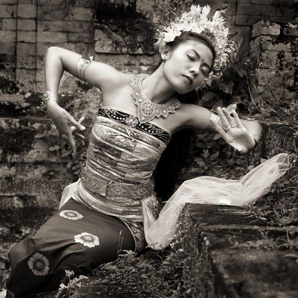 Dancer, Bali (Goddess with Crown)