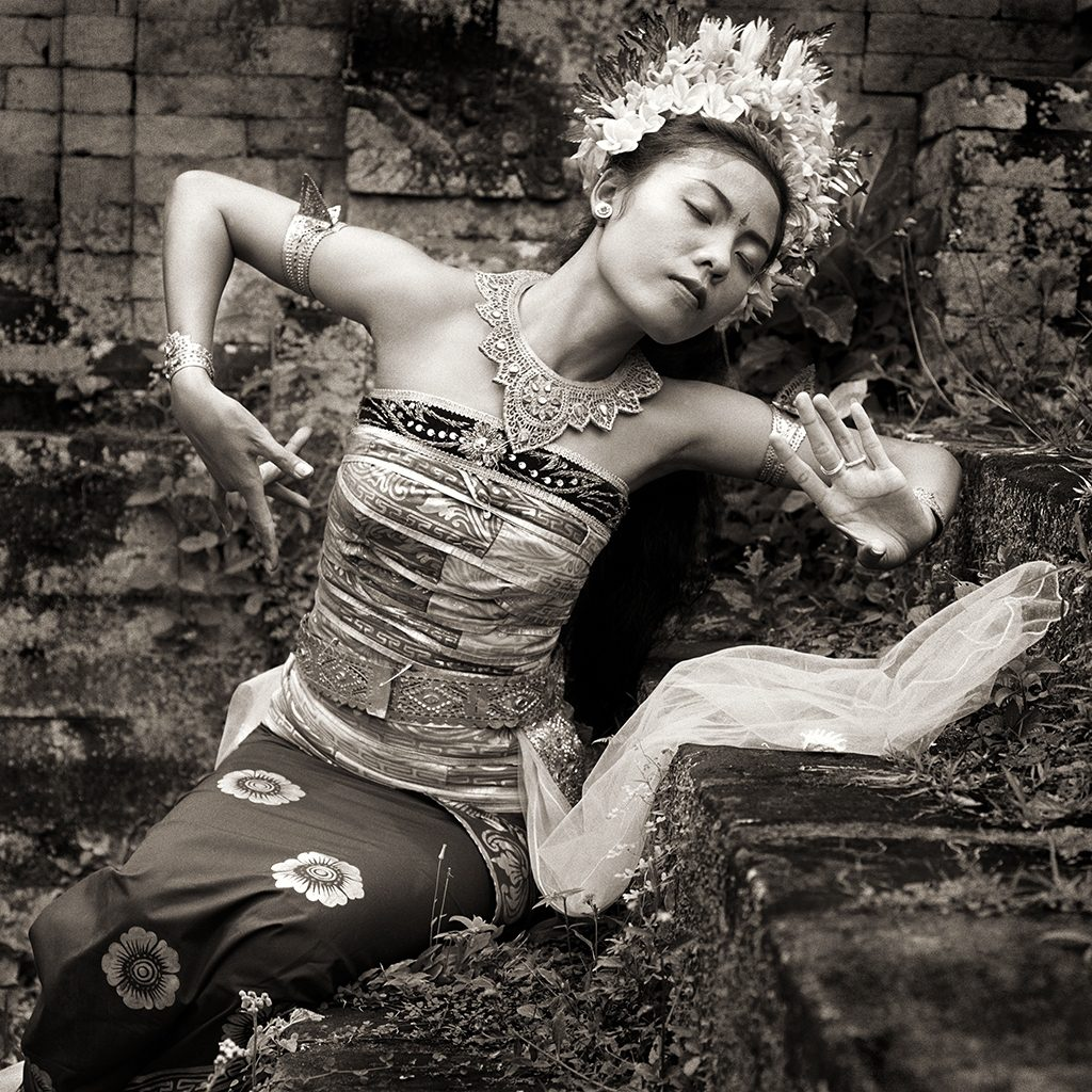 Dancer, Bali (Goddess with Crown)