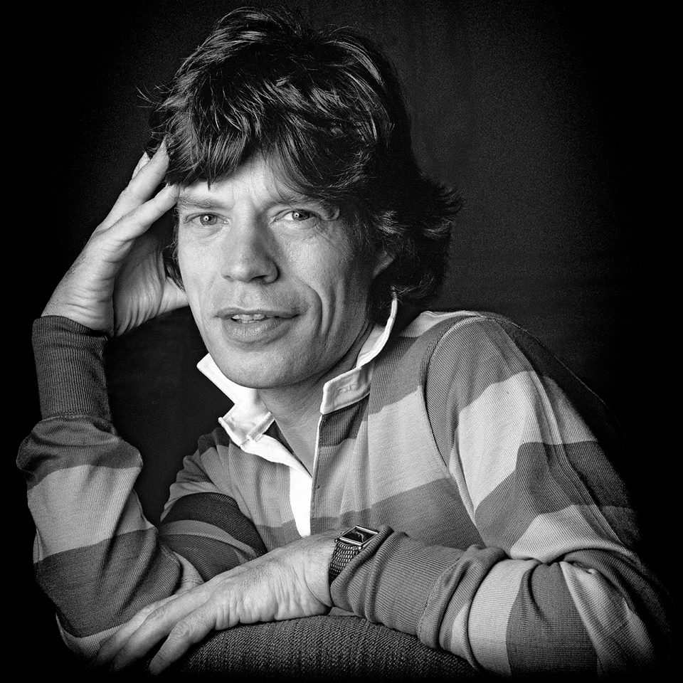 Mick Jagger, Savoy Hotel, London
