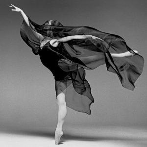 D'arcy Bussel, Ballerina