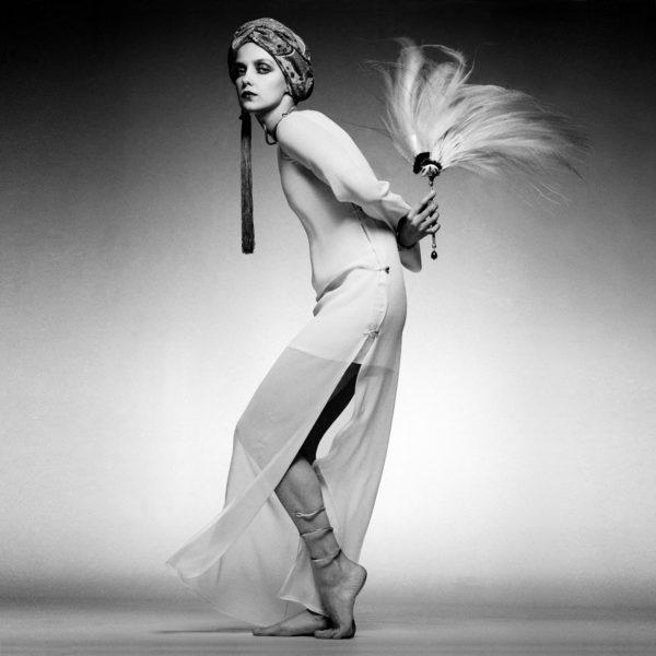 Donna Mitchell, Paris Collections Vogue