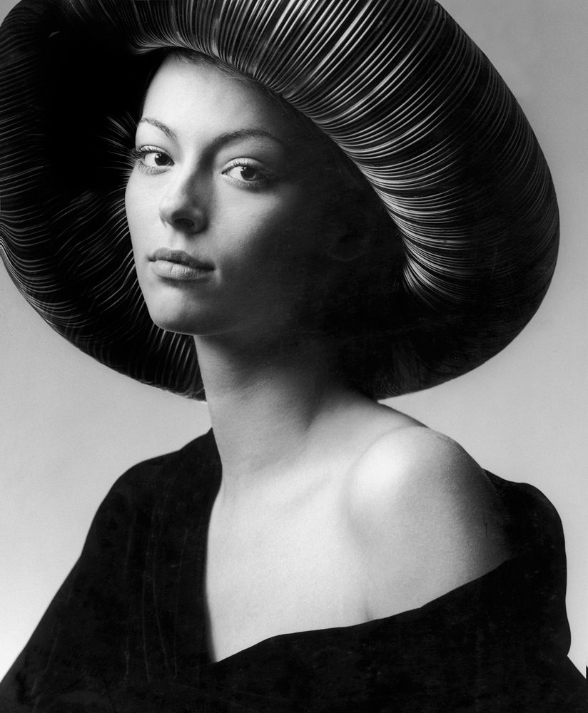 Ann Schaufuss in Renaissance Hat, London, VOGUE U.K.