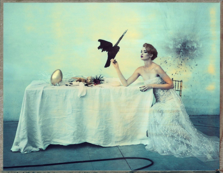 The Last Sitting III, Elie Saab, Haute Couture, Winter 2011-Grand Palais, Paris