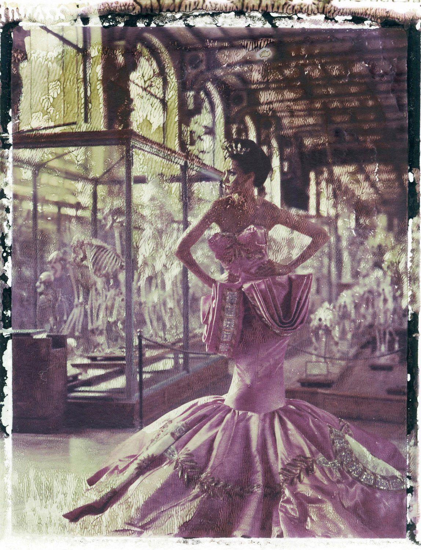 The Evolution of Fashion I, Dior - Haute Couture Winter 2004