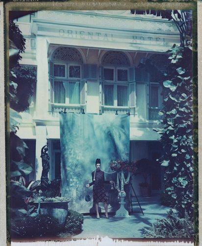 Shadow of the Jade Empire II, Mandarin Hotel, Author's Wing, Bangkok