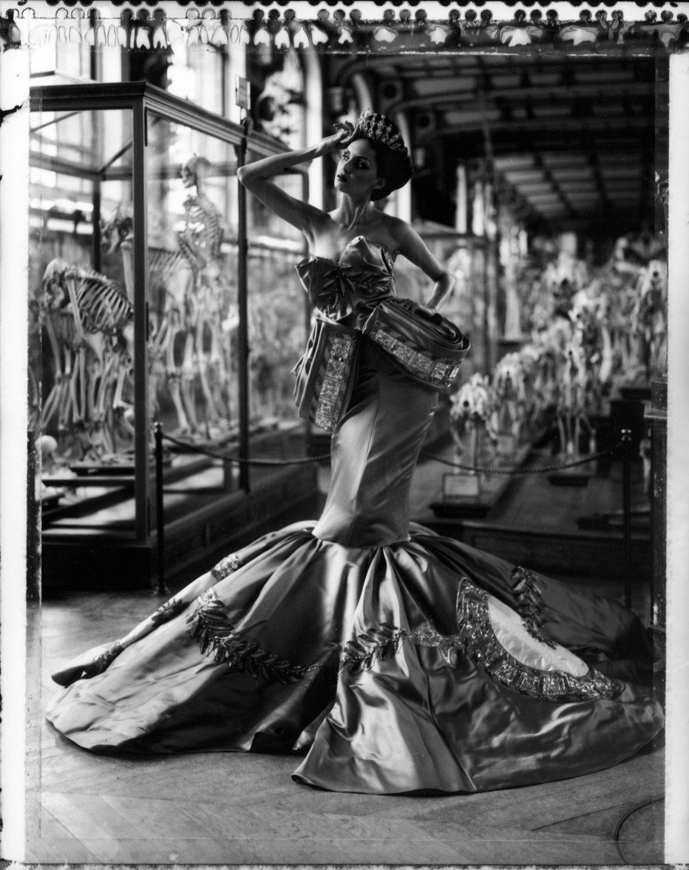 The Evolution of Fashion I, Dior, Haute Couture Winter 2004