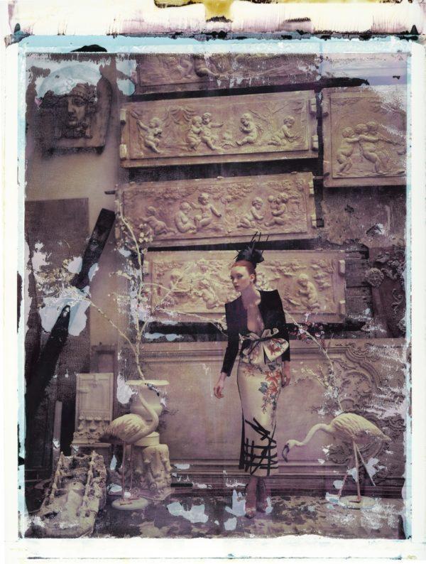 Le Signe de Venus I, Georgio Armani Haute Couture Winter 2011