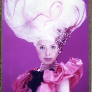La vie en rose, Haute Couture, Lacroix Collection Winter 2004/5