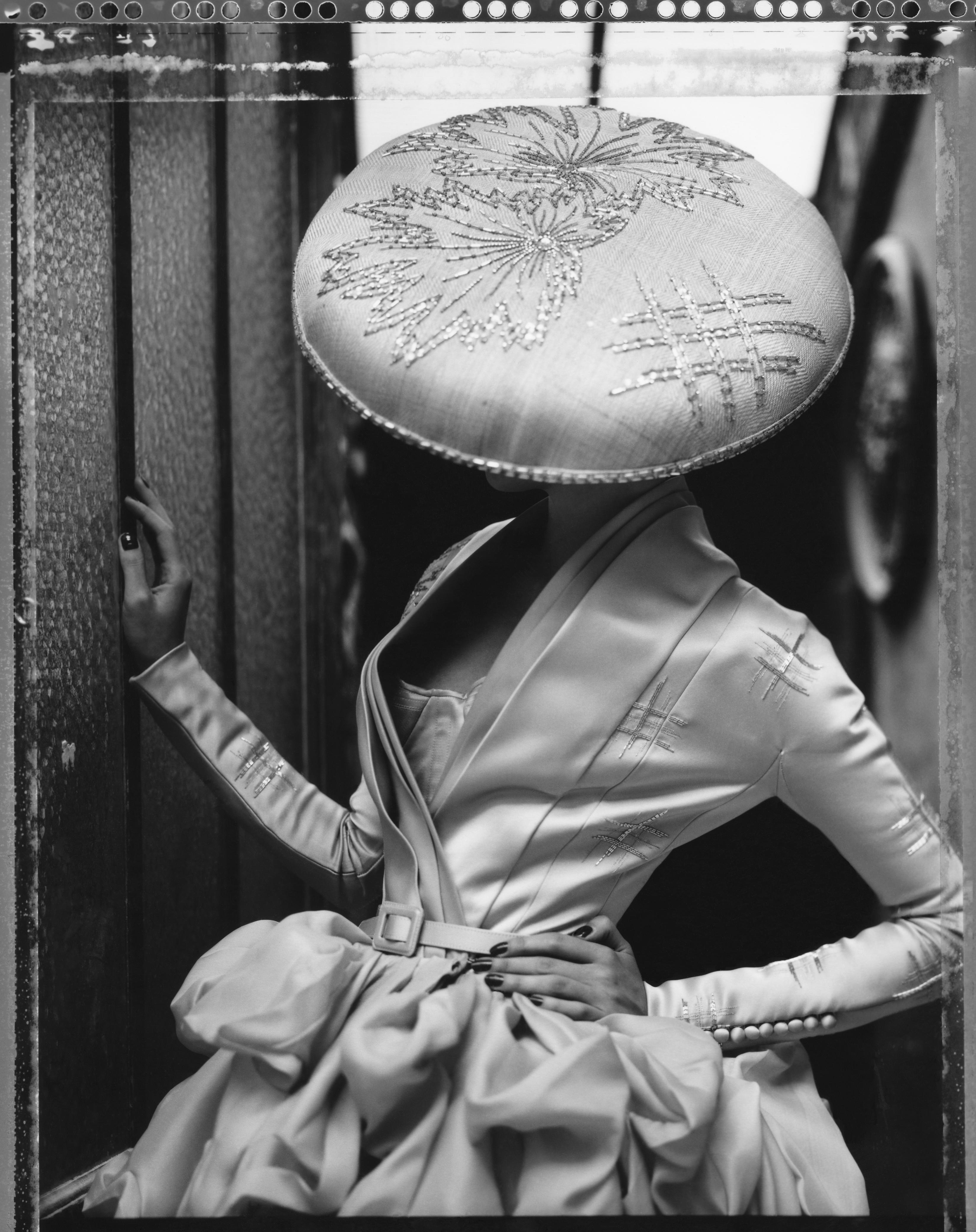 La Fille en Platre VIII, Paris Dior, Haute Couture 2007