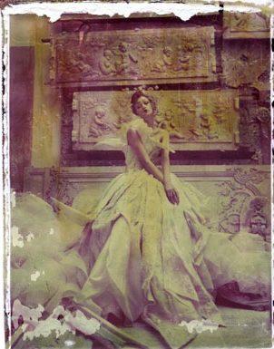 La Fille en Platre XI, Paris Dior, Haute Couture 2007