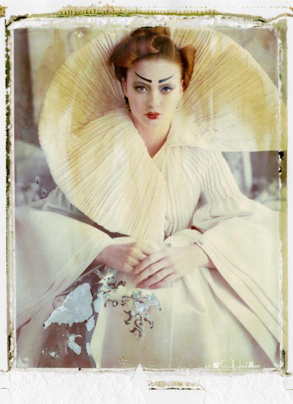 La fille en platre IV, Haute Couture Dior, Collection 2007