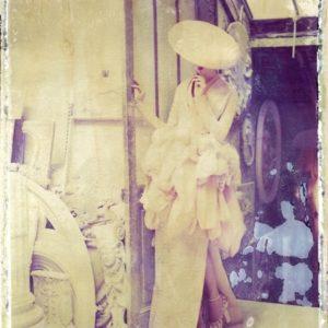 La fille en platre VII, Dior by John Galliano, Haute Couture Collection summer 2007