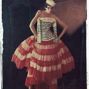 L'enfant terrible, Jean Paul Gaultier, Haute Couture Collection, summer 2003
