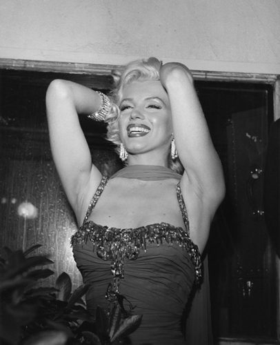 Marilyn Monroe, Charity Event, Hollywood